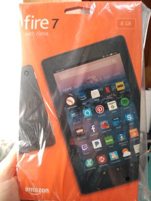 Factory Sealed Amazon Fire 7 Tablet 8GB for Sale in Tampa, FL