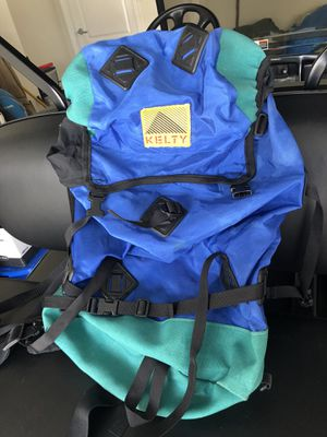 Vintage kelty hiking pack for Sale in Palmetto, FL