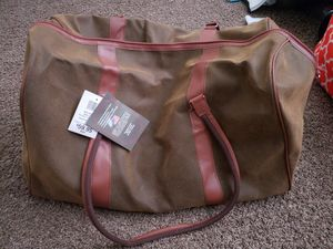 New brown leather luggage bag for Sale in Pueblo, CO