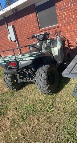 2007 brute force 750 for Sale in Killeen,  TX