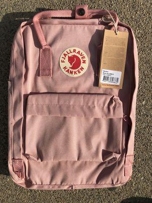 Fjallraven Kanken Backpack Color Pink for Sale in Santa Fe Springs, CA