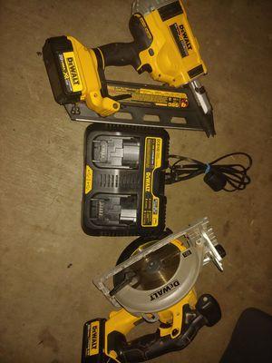 ***Dewalt 20v power tools package deal*** for Sale in Independence, MO