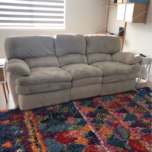 Reclining Couch for Sale in San Diego, CA