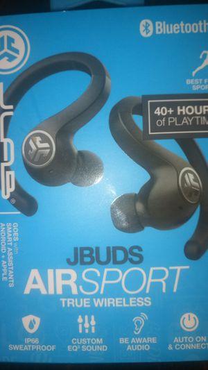J buds air sport Bluetooth for Sale in Memphis, TN