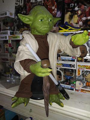 Star wars legendary yoda for Sale in Gilroy, CA