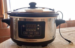 Hamilton Beach Slow Cooker for Sale in Los Angeles, CA