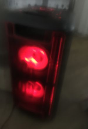 Blackweb Bluetooth Speaker for Sale in Jonesboro, GA
