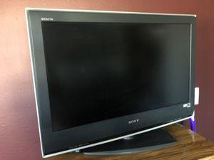 """Sony Bravia KDL 32"""" LCD TV for Sale in San Diego, CA"""