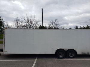 2017 28' x 8.5' Rolling Vault Cargo Trailer for Sale in Maryville, TN
