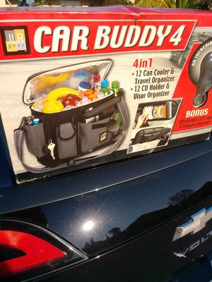 Car Buddy 4-in-1 cooler travel bag for Sale in Fort Myers, FL