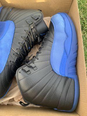 """Jordan retro 12 """"Royal Blue"""" (Size 10.5) for Sale in Visalia, CA"""
