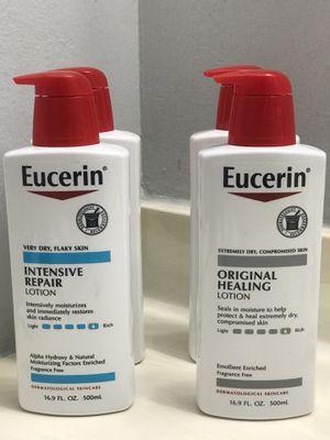 Eucerin 👇👇👇👇👇👇 for Sale in Lauderhill, FL