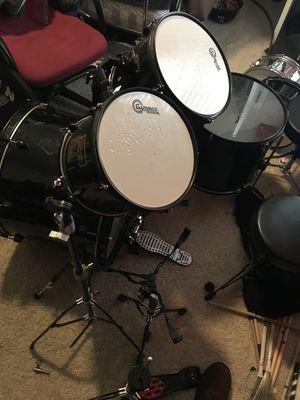 Gammon Percussion 5 Piece Drum Set for Sale in Dallas, TX
