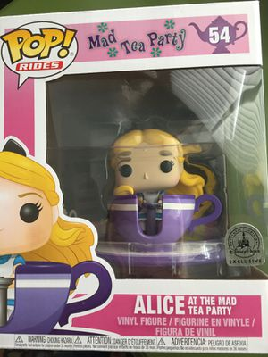 Funko Disney Alice in wonderland for Sale in South San Francisco, CA