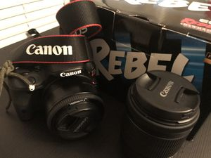 Canon sl1 for Sale in Maynard, MA