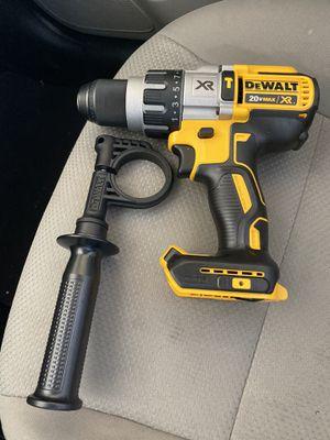 Hammer drill dewalt 20v max xr 3 velocidades Nuevo for Sale in Dallas, TX