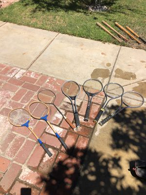 Tennis rackets for Sale in Beaumont, CA