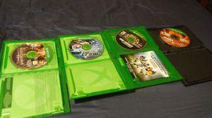 Soul caliber vi, the crew, mud runner,nba 2k 15 Xbox 1 games for Sale in Jacksonville, FL