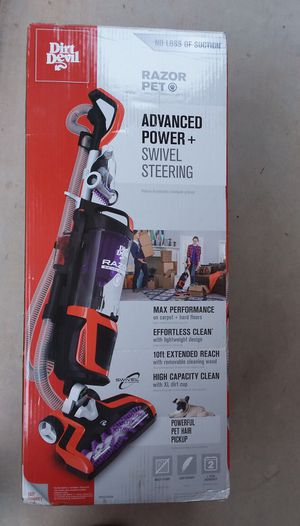 Extra Strength Vacuum- NEW IN BOX for Sale in Tempe, AZ