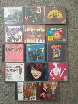 Musicals CDs for Sale in Los Angeles, CA