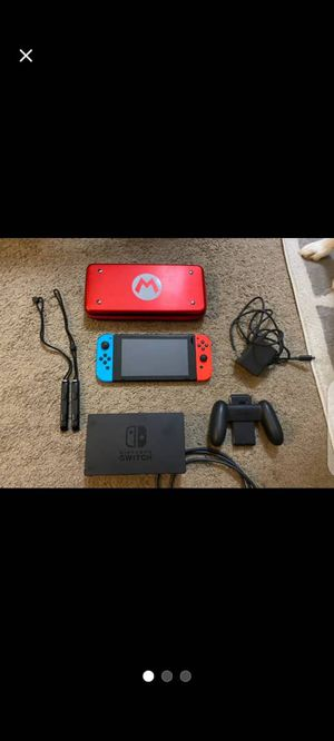 Nintendo switch for Sale in Marengo, OH