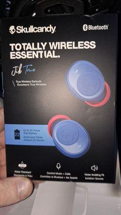 Skullcandy JIB Bluetooth wireless headphones for Sale in Vancouver,  WA