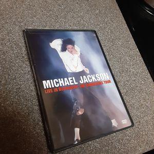 DVD, MICHAEL JACKSON LIVE IN BUCHAREST for Sale in Nashville, TN