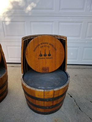 Woodford Reserve barrels for Sale in Long Beach, CA