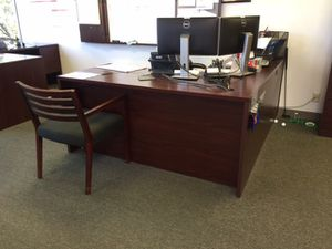 Office Furniture Package - Must Go!!! for Sale in Park Ridge, IL