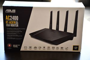 Asus ac2400 wireless router for Sale in Lakeland, FL