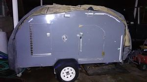 Teardrop camper for Sale in Modesto, CA