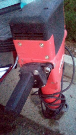75 lb pound electric Jack hammer older model for Sale in Fresno, CA