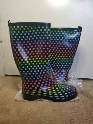 Rain/Garden Boots large for Sale in Claremont, CA