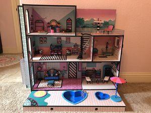 LOL Dollhouse for Sale in Rockwall, TX