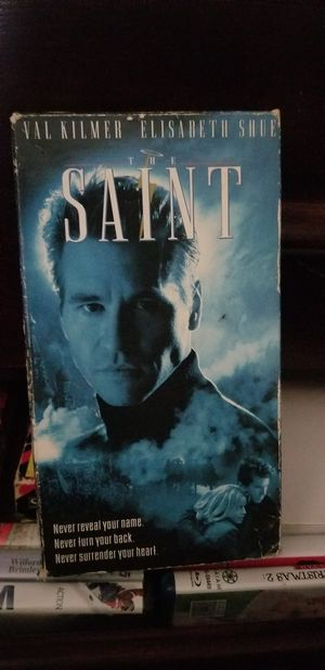 The saint vhs tape for Sale in Davenport, IA