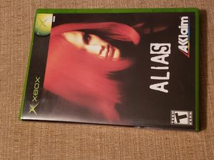 Alias Xbox NM Complete Xbox Game for Sale in Chambersburg, PA