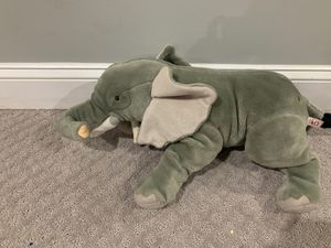 Elephant stuffed animal for Sale in Alexandria, VA