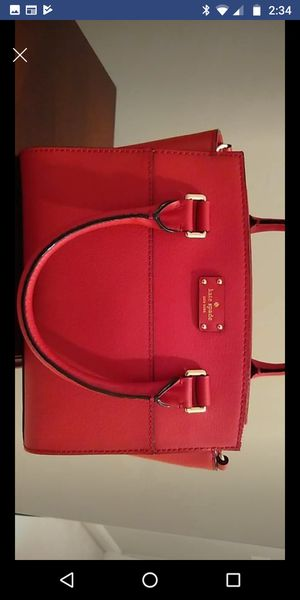 Authentic Kate Spade purse- New for Sale in Chantilly, VA