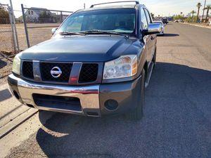 04 Nissan Armada Auto 5.6 for Sale in Phoenix, AZ