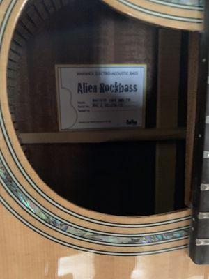 Warwick Alien Rockbass Deluxe 5 string bass guitar for Sale in Bethel, CT