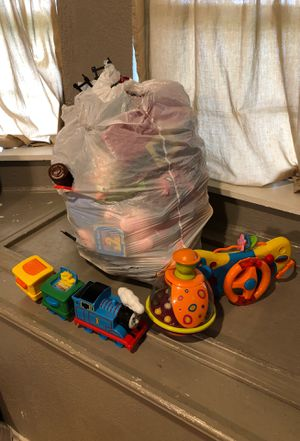 Bag of toddler toys for Sale in Red Oak, TX