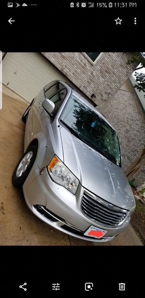 2012 Chrysler Town and Country for Sale in San Antonio, TX