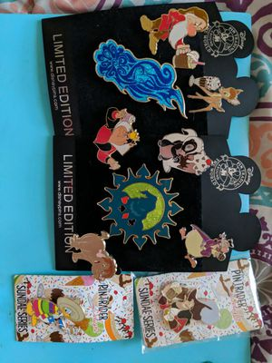 Disney Pins. for Sale in Long Beach, CA