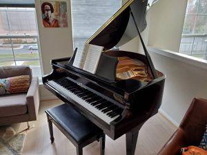WM Knabe Baby Grand Piano WG 50-2013 for Sale in Fairfax, VA
