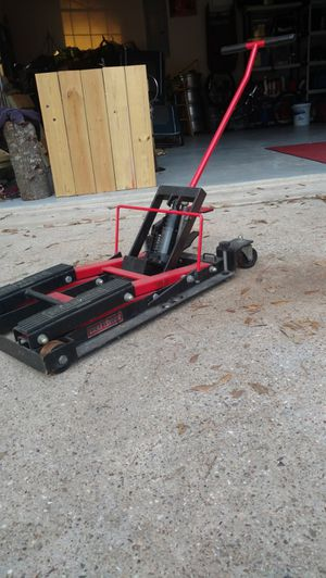 Motorcycle jack for Sale in Richmond, TX