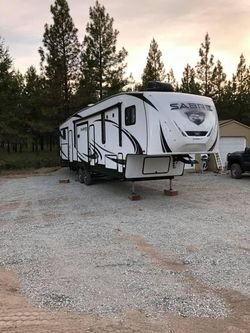 2019 Sabre Forest River 36FRP 5th wheel for Sale in Chelan,  WA