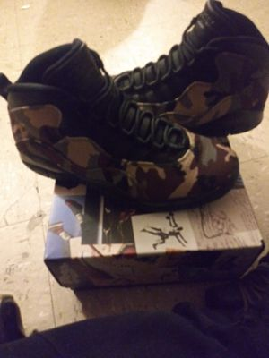 Jordans retro 10s for Sale in New York, NY