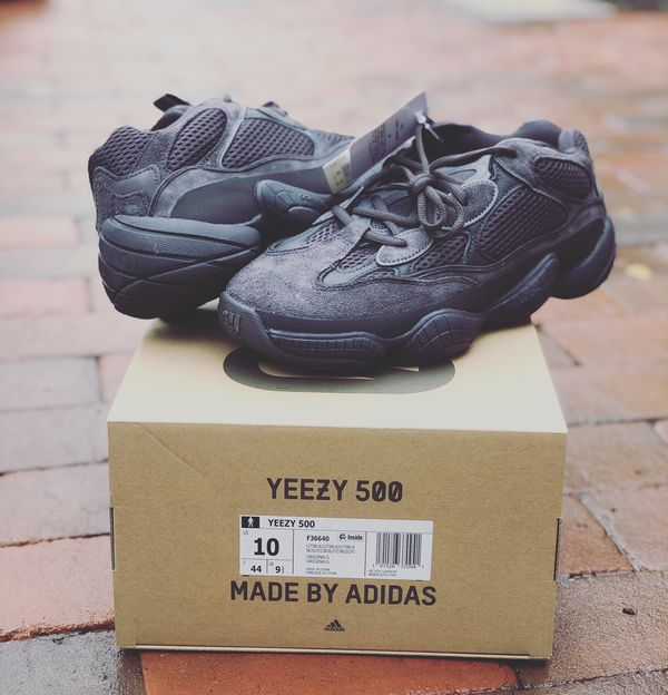 Adidas Yeezy 500 size 10 DS $300