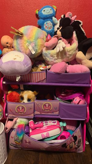 Toy organizer!! $ barely used for Sale in Dallas, TX