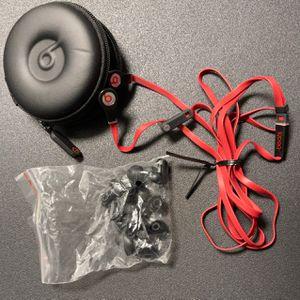 Beats by Dre Earbud Headphones + Case for Sale in Scottsdale, AZ